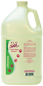 PetSilk-Tearless-Puppy-Shampoo-3,79-l.