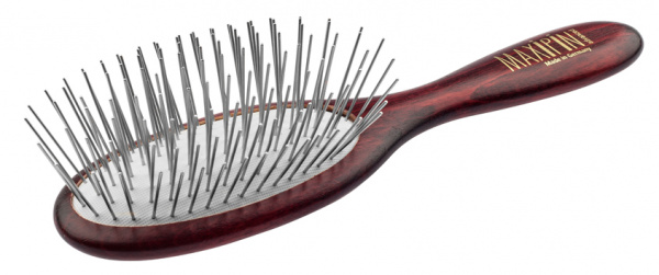 Maxi-Pin-Brush-Pocket-Advanced-oval-27-mm-Metallst